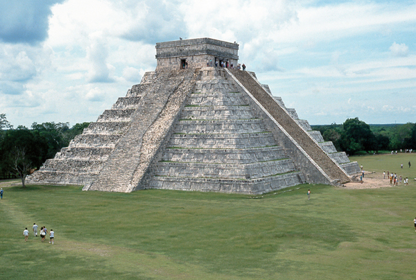 Chichen Itza, piramide