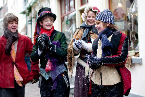 Deventer, Dickens Festival