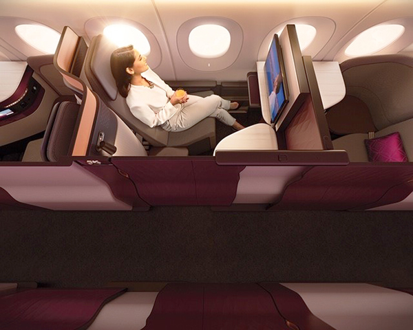 Qatar Airways,business