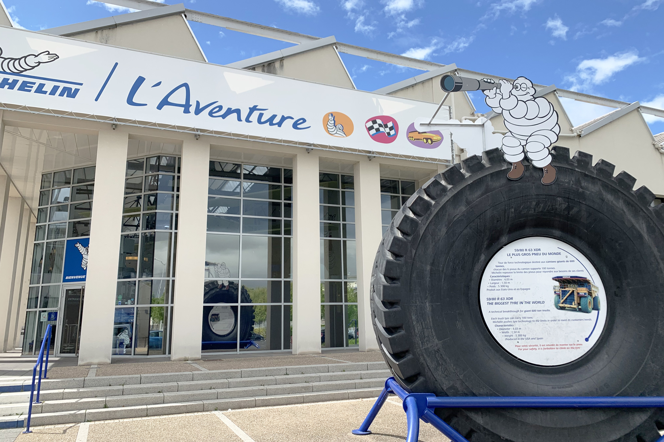 100 L'Aventure Michelin ph. L. Felician