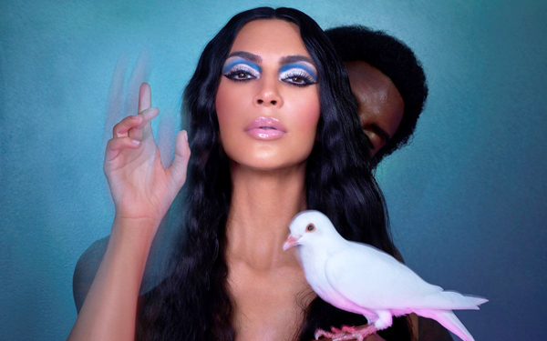 Mary Magdalene receives the Holy Spirit, 2019 ©-David-LaChapelle