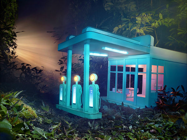 Gas Stations 76, 2012, ©David LaChapelle