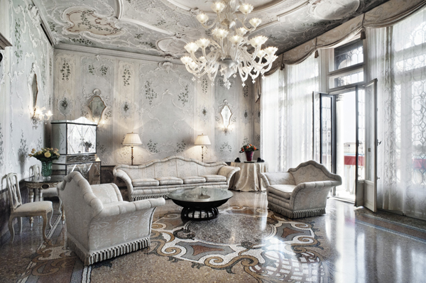 Hotel Bauer Palazzo Royal Suite
