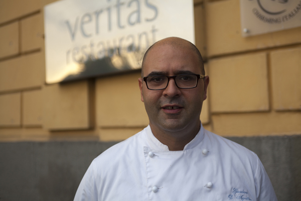 Les Collectionneurs, Veritas Restaurant © Luciano Caputo