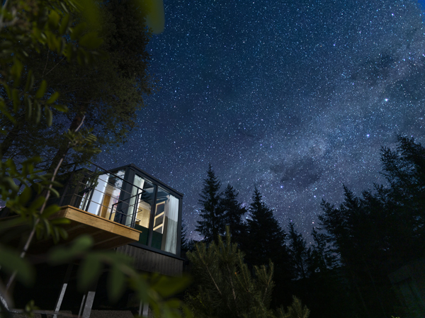 Skyview Chalets ©Martin Lugger
